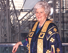 Image of Betty Boothroyd
