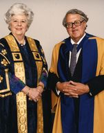 video preview image for Betty Boothroyd and Asa Briggs