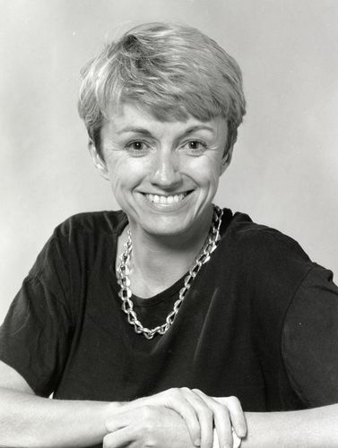 Portrait of Professor Doreen Massey