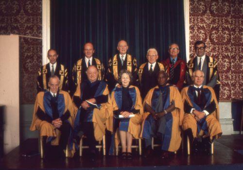 Alexandra Palace degree ceremony